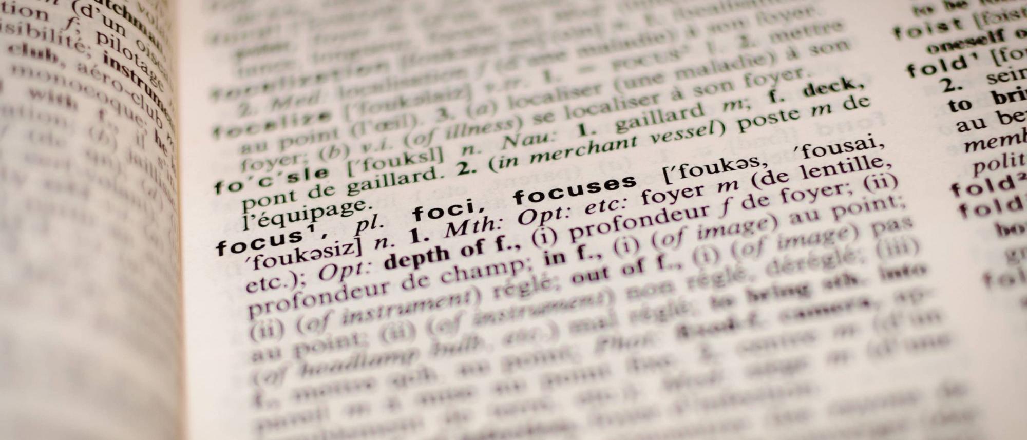 APT Terminology